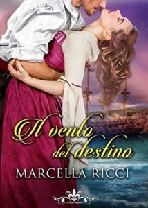 Book Cover: Il vento del destino